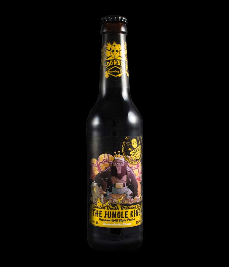 Jungle King Craft Beer