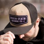 Sudden Death Brewing Snapback Cap